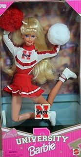Barbie Nebraska Cornhuskers University Cheerleader