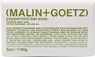 Malin + Goetz Peppermint Bar Soap, 5 oz