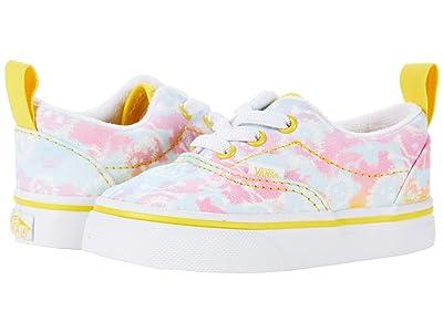 Vans Kids Era Elastic Lace (Infant/Toddler) ( Girls Shoes