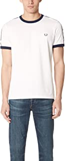 Fred Perry Men's Tape Ringer Tee