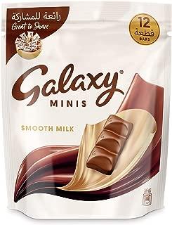 Galaxy Chocolate Mini Bars 150g (12 Pieces)