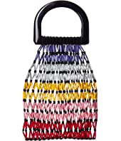 Alice + Olivia - Selena Beaded Handle Bag