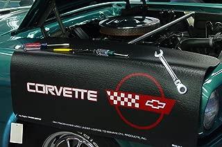 Drake - Black Grip Fender Cover - Corvette C4