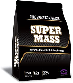 Pure Product Australia Super Mass Gainer, Vanilla 2 kilograms
