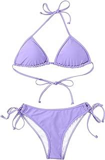 Best purple triangl bikini Reviews