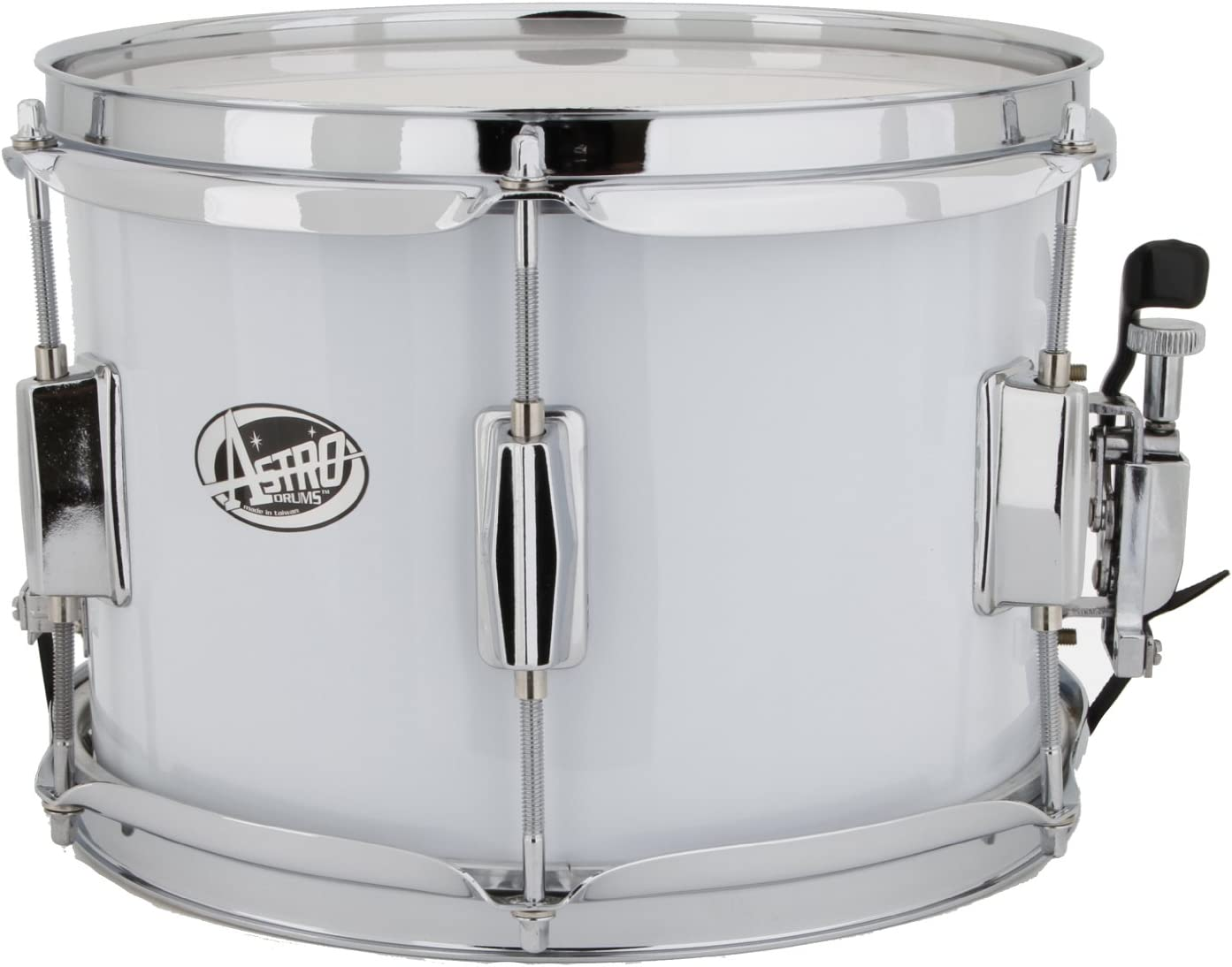 Astro Marching MR1007S-W 激安挑戦中 Drum 10-Inch Snare 高価値