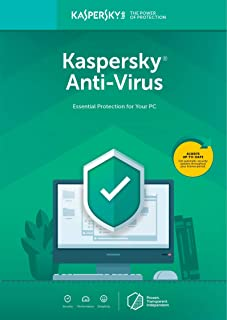 Kaspersky Anti-Virus 2018 | 3 Device | 1 Year [PC Key Code]