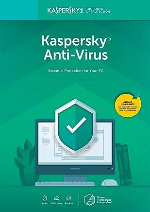Kaspersky Anti-Virus 20183Dispositivo/1año [Código de tecla] (3-users)