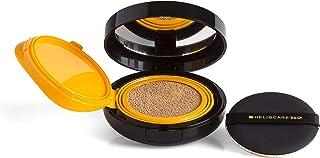 Heliocare 360º Color Cushion Compact SPF 50+ - Fotoprotección Avanzada con Color, para la Reaplicación y el Retoque, Formato Cushion, Ligera, Beige, 15gr