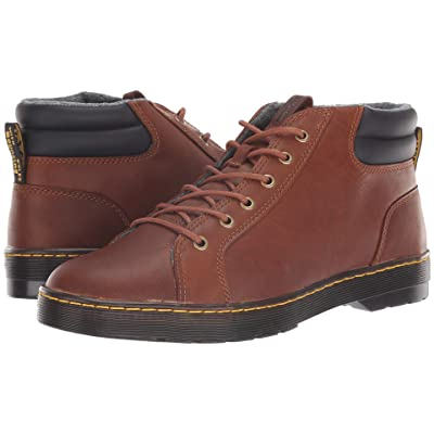 Dr. Martens Plaza Cruise (Tan Luxor/Veg Temperley) Men