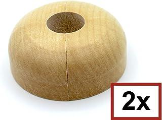 di/ámetro exterior: 65/mm calefacci/ón 18/mm 16/mm 12/mm 34/mm; ABS 10/mm 15/mm 22/mm 6/pieza Individual de rosetones para tubos de calefacci/ón 27/mm