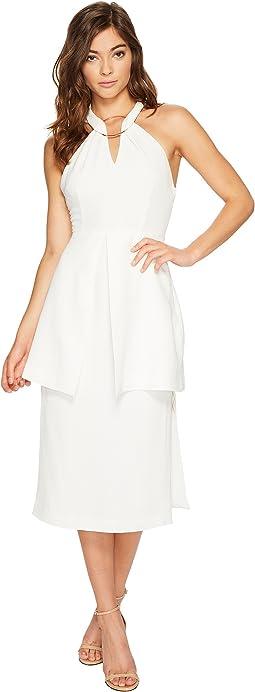 KEEPSAKE THE LABEL - Darkest Light Midi Dress