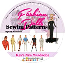 Ken's New Wardrobe: Sewing Patterns Barbie's Boyfriend P101