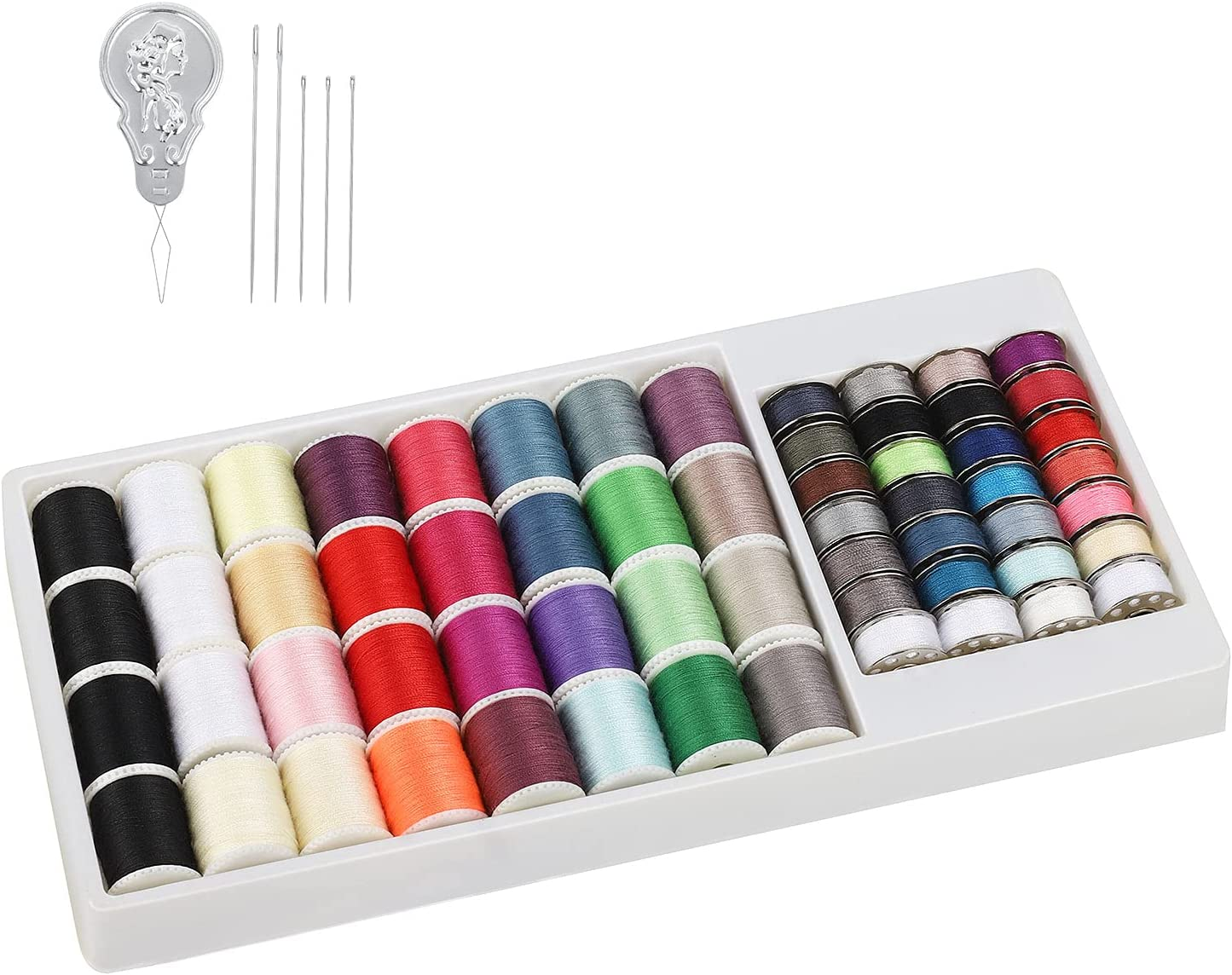 NEX Mini Sewing Thread Spools Max 58% OFF Machine Bobbins Spasm price and Ha for