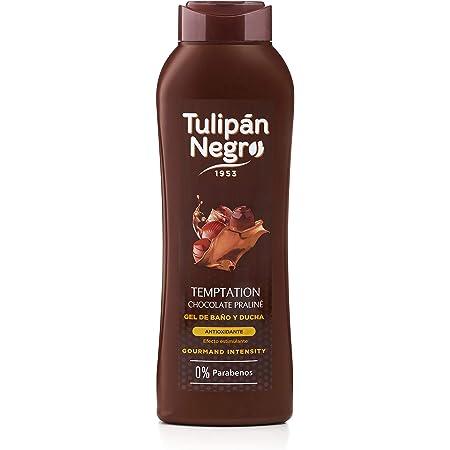 Tulipán Negro Gel de Baño Chocolate 720 Ml, Marrón