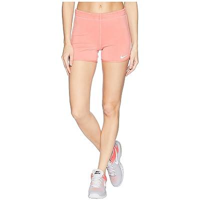 Nike Vintage Shorts 5 (Rush Coral/White) Women