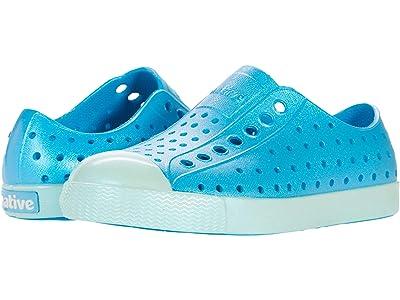 Native Kids Shoes Jefferson Iridescent (Little Kid) Girls Shoes