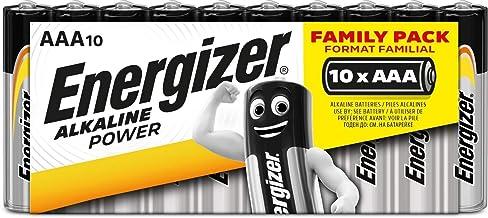 Energizer - Pack de 10 pilas alcalinas Alkaline Power LR03