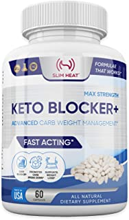 White Kidney Bean Extract - 100% Pure Keto Carb Blocker & Fat Absorber for Weight Loss - Advanced Carb Management, Promote...