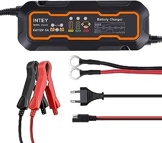 Amazon.es: cargador de baterias de coche carrefour: Coche y moto