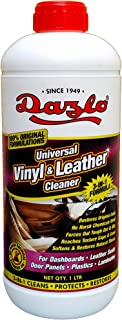 Dazlo Vinyl & Leather Cleaner (1000mL) - for Dashboard, Car Interiors, Doors, PU/Leather Seats, Laminates & Plastics