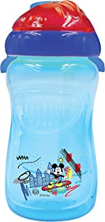 Disney - Straw Cup, 6 Months+, 360ml, Mickey Mouse