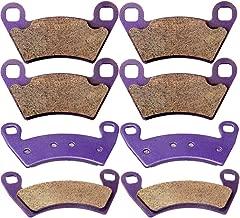Best kevlar carbon fiber brake pads Reviews