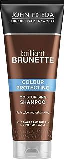 John Frieda Brilliant Brunette Color Protecting Moisturising Shampoo