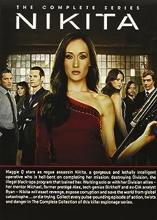 Nikita: Seasons 1-4 [Edizione: Regno Unito] [Italia] [DVD]