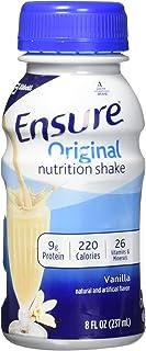 Abbott Ensure Original Nutrition Shake - Vanilla (237ml)