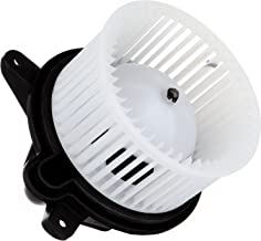 TUPARTS AC Conditioning Heater Blower Motor With Fan HVAC Motors Fit For 1997 1998 1999 2000 2001 Jeep Cherokee/Wrangler