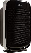 Hunter HP700 Medium Console Air Purifier for Large Rooms Features Pre-Filter, True HEPA Filter, Multiple Fan Speeds, Soft Touch Digital Control Panel, Sleep Mode, Timer, Accent Light
