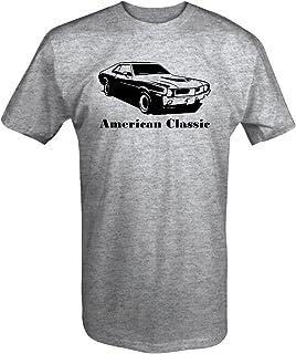 American Classic AMC Javelin 1970's AMX Muscle Car T Shirt