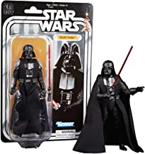 Disney Star Wars Black Series 40th Anniversary Collection Darth Vader - 6 Inches Action Figure - Movie-Like Detailing - Includes One Figurine - Posable Arms, Legs, and Head – Designed for Ages 4 Plus