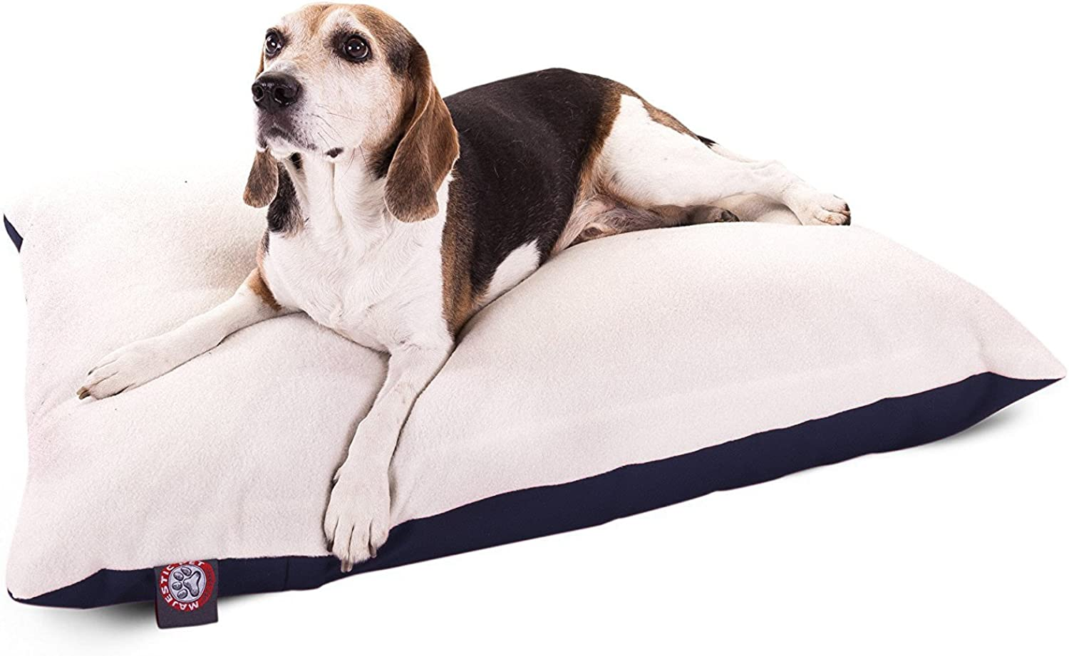 Majestic Pet 30Inch x 40Inch Rectangle Pet Bed By Majestic Pet Products, Medium, bluee