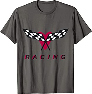 A Heart For Racing T-Shirt