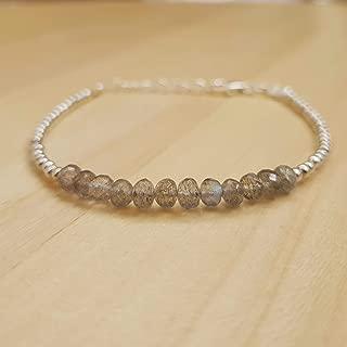 Best faceted labradorite bracelet Reviews