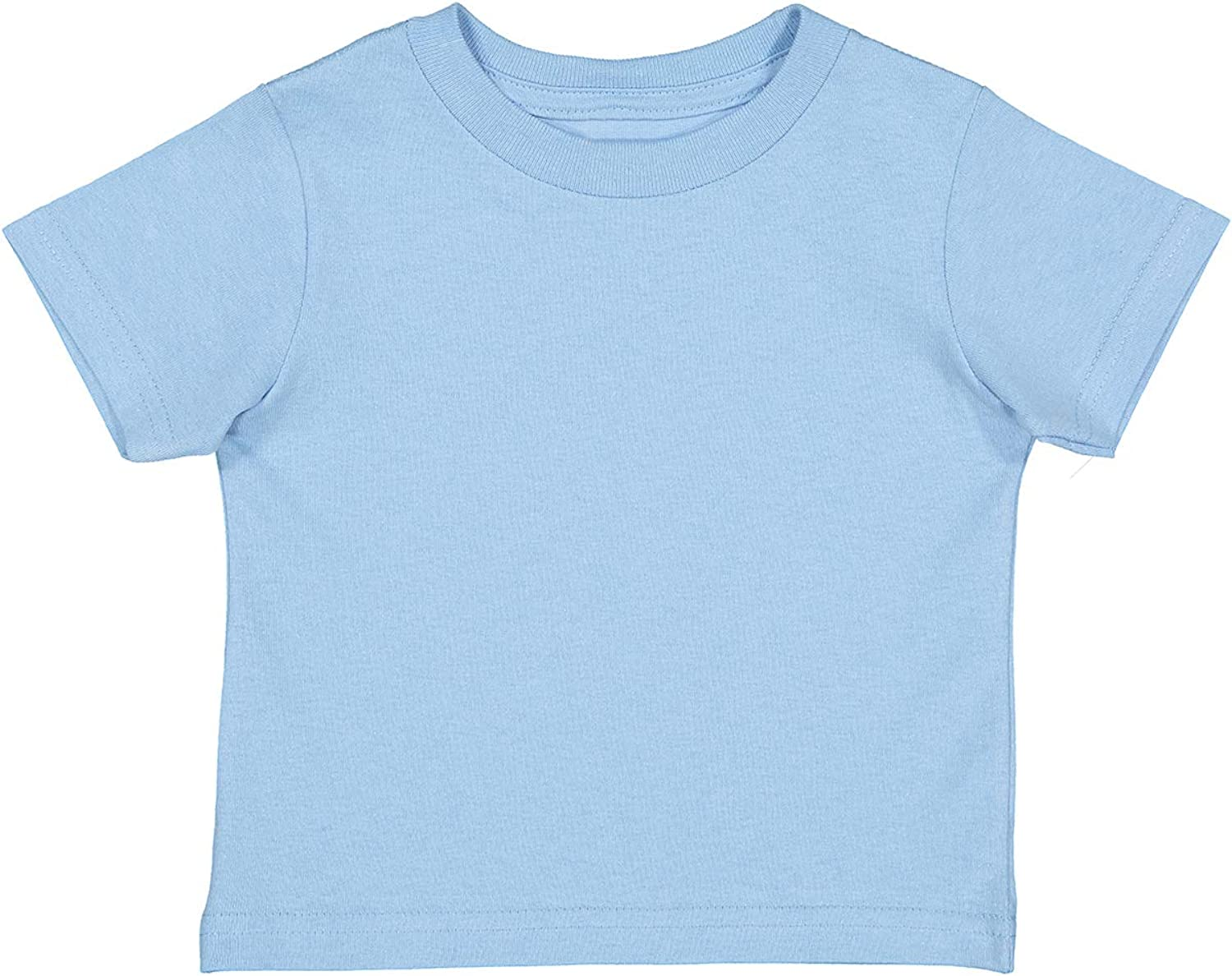 Marky G Apparel Boys' Printed Sicily Graphic Cotton Jersey T-Shirt