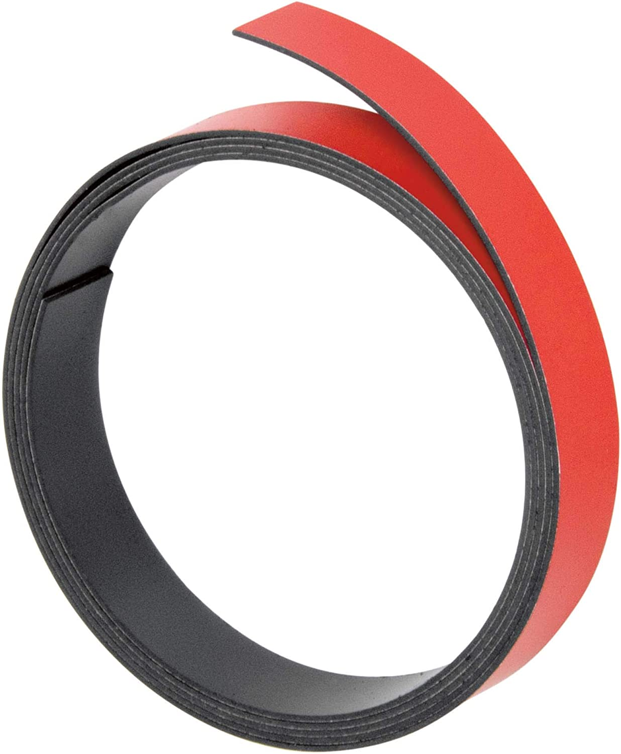 Franken Max 71% OFF M801-01 Magnetic Strips 5 Portland Mall mm Red x 1 m red
