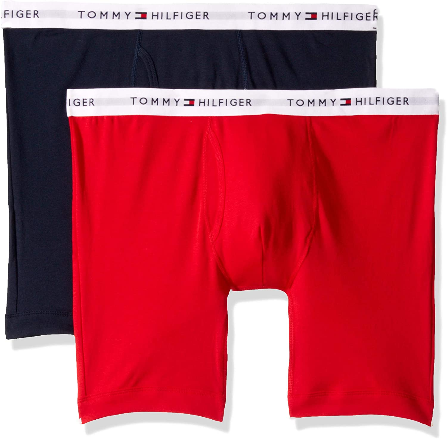Tommy Hilfiger Super special price Men's Sacramento Mall Big and Underwear Cla Cotton Multipack Tall