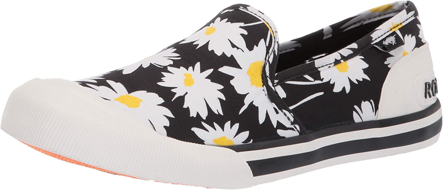 Rocket Dog Womens Jazzinslip Jazzy Cotton Sneaker
