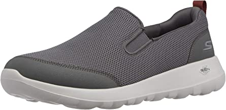 Skechers mens Go Walk Max Clinched - Athletic Mesh Double Gore Slip On Walking Shoe