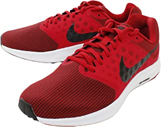 Nike Mens Downshifter 7, Gym RED/Black-White, 11