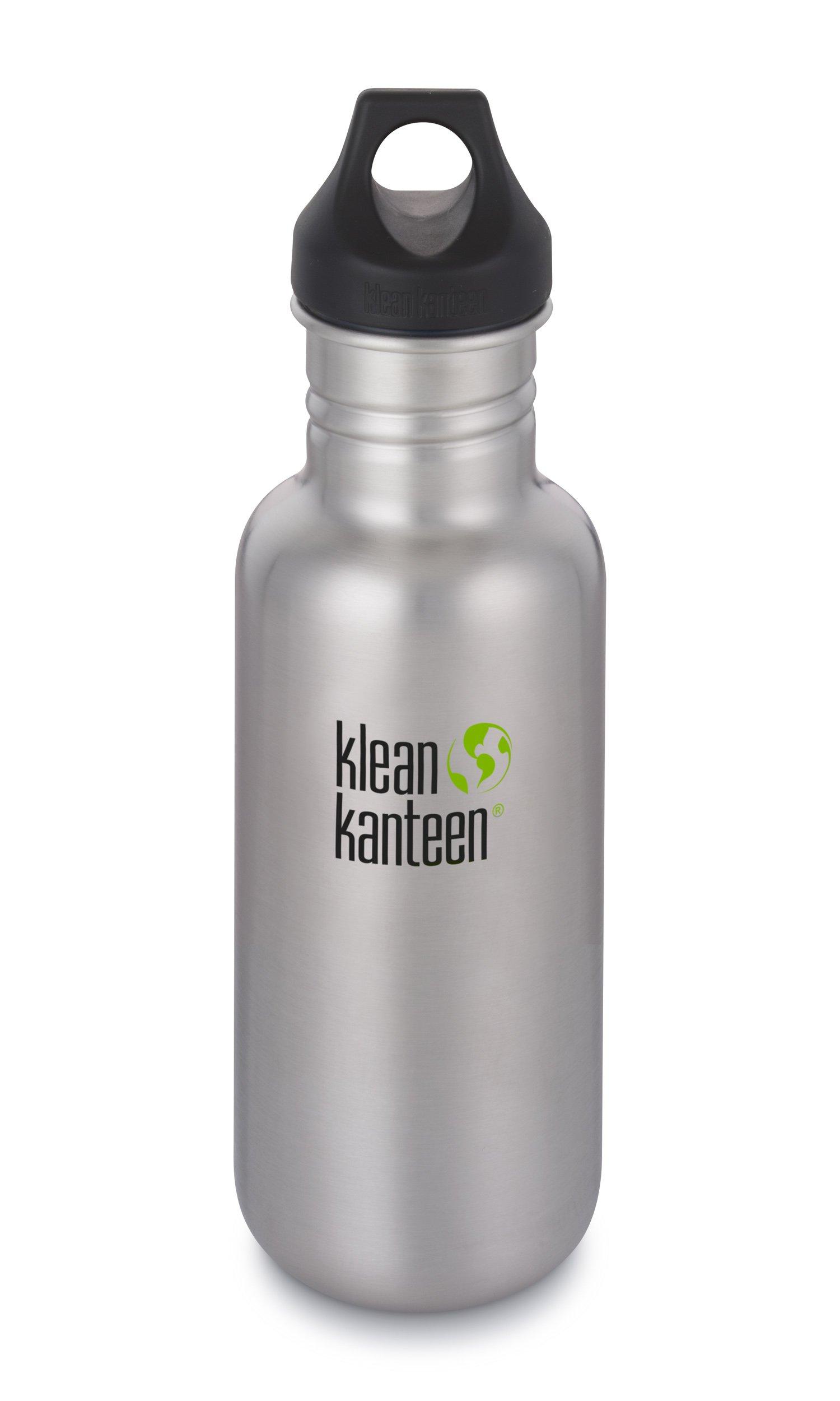 Klean Kanteen Classic Stainless Single