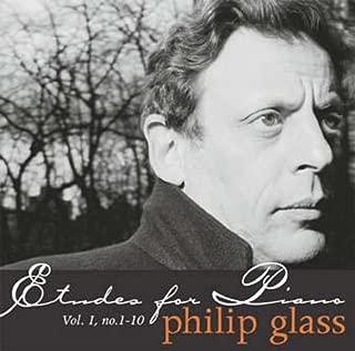Etudes for Piano Vol. 1 No. 1-10