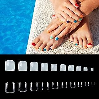 Best full set acrylic toenails Reviews