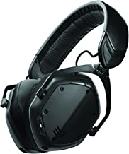 V-MODA XFBT2-MBLACK Crossfade 2 Wireless Over-Ear Headphones, Matte Black