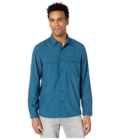 Royal Robbins Global Expedition Long Sleeve Shirt (Orion) Men