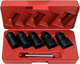 KS Tools 450.5024 /Écrou /à cr/éneaux KM4 avec chevilles internes 127/mm