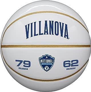Wilson Sporting Goods WTB0591IDCHP18A NCAA National Championship basketballs, Black/White
